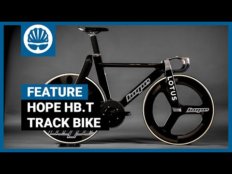 Incredible Hope HB.T Olympic Track Bike | In-Depth Chat With Design Engineer