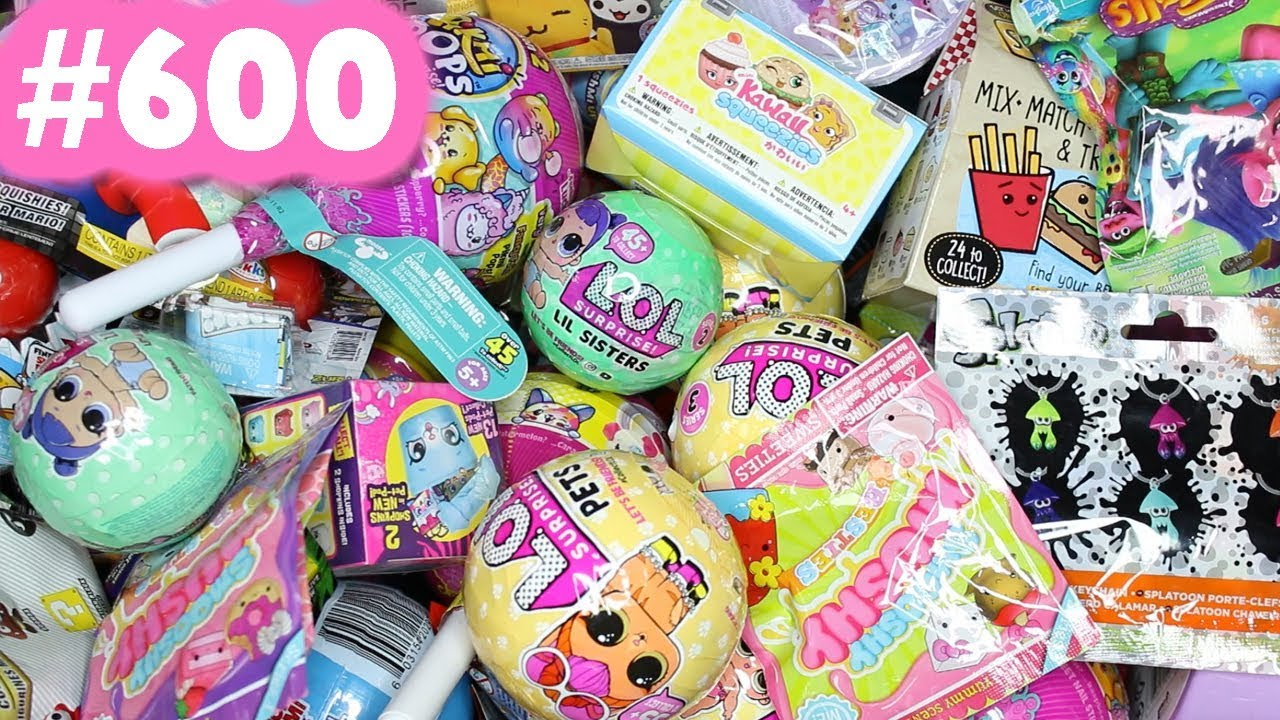 Blind Bag Box 600 Lol Surprise