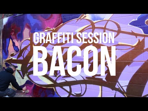 Graffiti Session: BACON