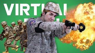 BOYFRIEND SQUAD • Onward 4 Player Virtual Reality Gameplay