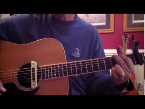 Walking in Memphis - Marc Cohn - guitar lesson - YouTube