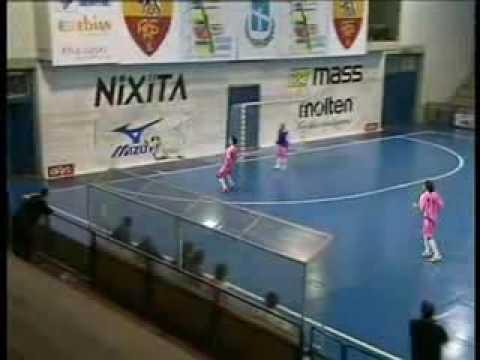 Best football goal ever (indoor) - YouTube
