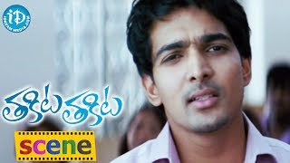 Aditi Chengappa, Harsh Vardhan Rane, Haripriya Best Scene - Thakita Thakita Movie