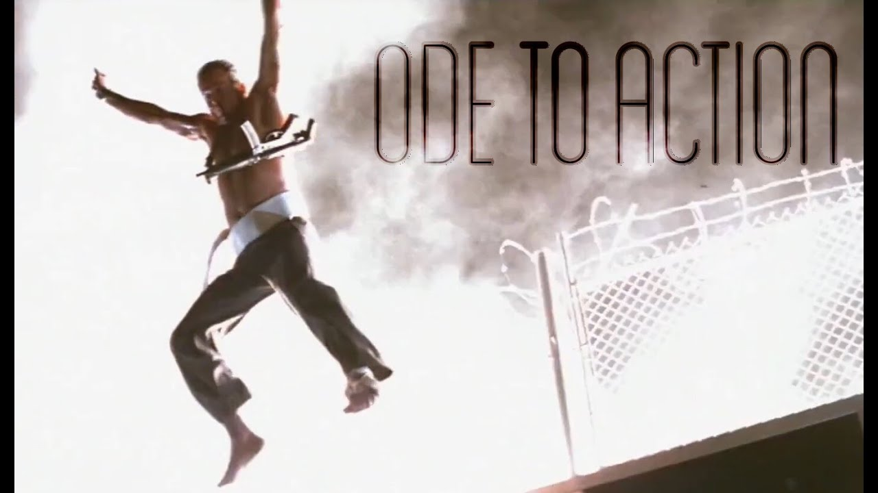 Ode To Action: A Tribute to Action Sequences