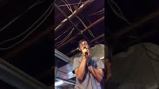 Jonathan Lyons sings like Freddie Mercury