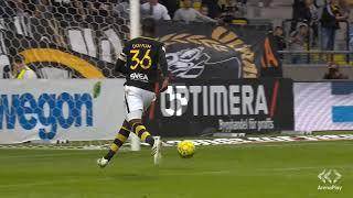 AIK Play: September månads spelare i Allsvenskan - Henok Goitom