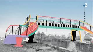 Projet touristique de la pente d'eau de Montech