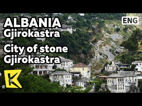 【K】Albania Travel-Gjirokastra[알바니아 여행-지로카스트라]돌의 도시 지로카스트라/Castle/Museum/Weapon/Unesco