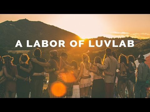 """""""A LABOR OF LUVLAB"""" - Big Sur Production Company Curates the Perfect Music Festival"""
