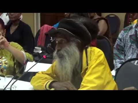 Leaders of the Caribbean Rastafari Community (Part 1)