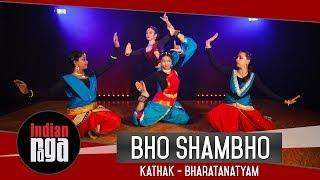 Bho Shambho: Bharatanatyam - Kathak Duet | Indian Classical Dance