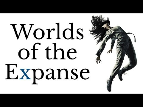 The Worlds of The Expanse (no spoilers)