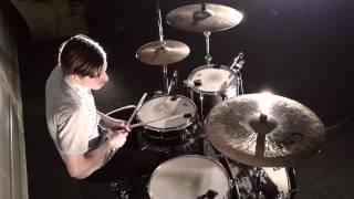 Ellie Goulding - Burn (Little Dave Drum Cover) Satellites & Sirens