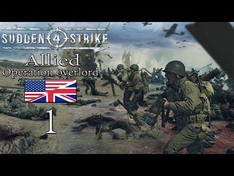 ปฏิบัติการ Overlord D-DAY : พันธมิตร Campaign SS4