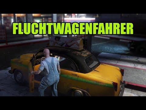 HELMUT MÜLLER GTA RP #16 - Fluchtwagenfahrer | Ranzratte