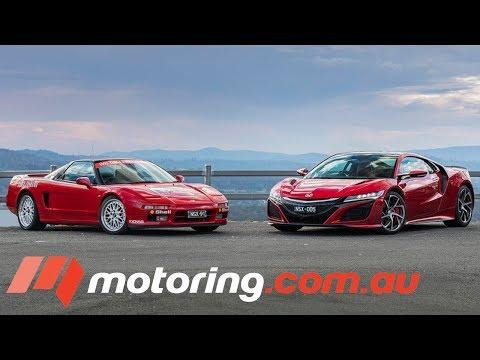1991 And 2018 Honda NSX Relive Tassie Triumph  | Motoring.com.au