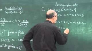 Lec01 複變函數論 第一章 Complex Numbers (1/2)