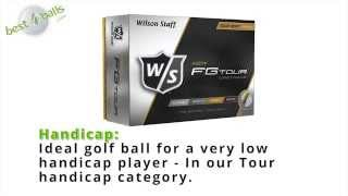 All About Wilson FG Tour | Best4Balls