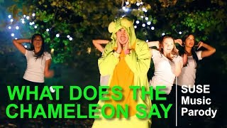 What Does the Chameleon Say?   (Ylvis - What Does the Fox Say parody)