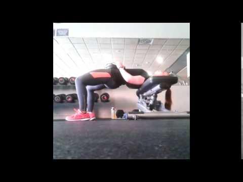 Madrid fitness girl: ejercicios para glúteos