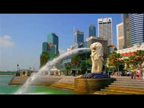 Singapore top 10 attractions - singapur city
