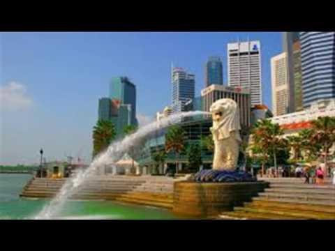 Singapore top 10 attractions - singapur city
