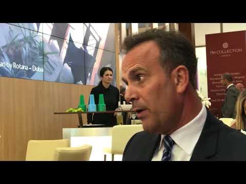 Omer Kaddouri, chief executive, Rotana Hotels