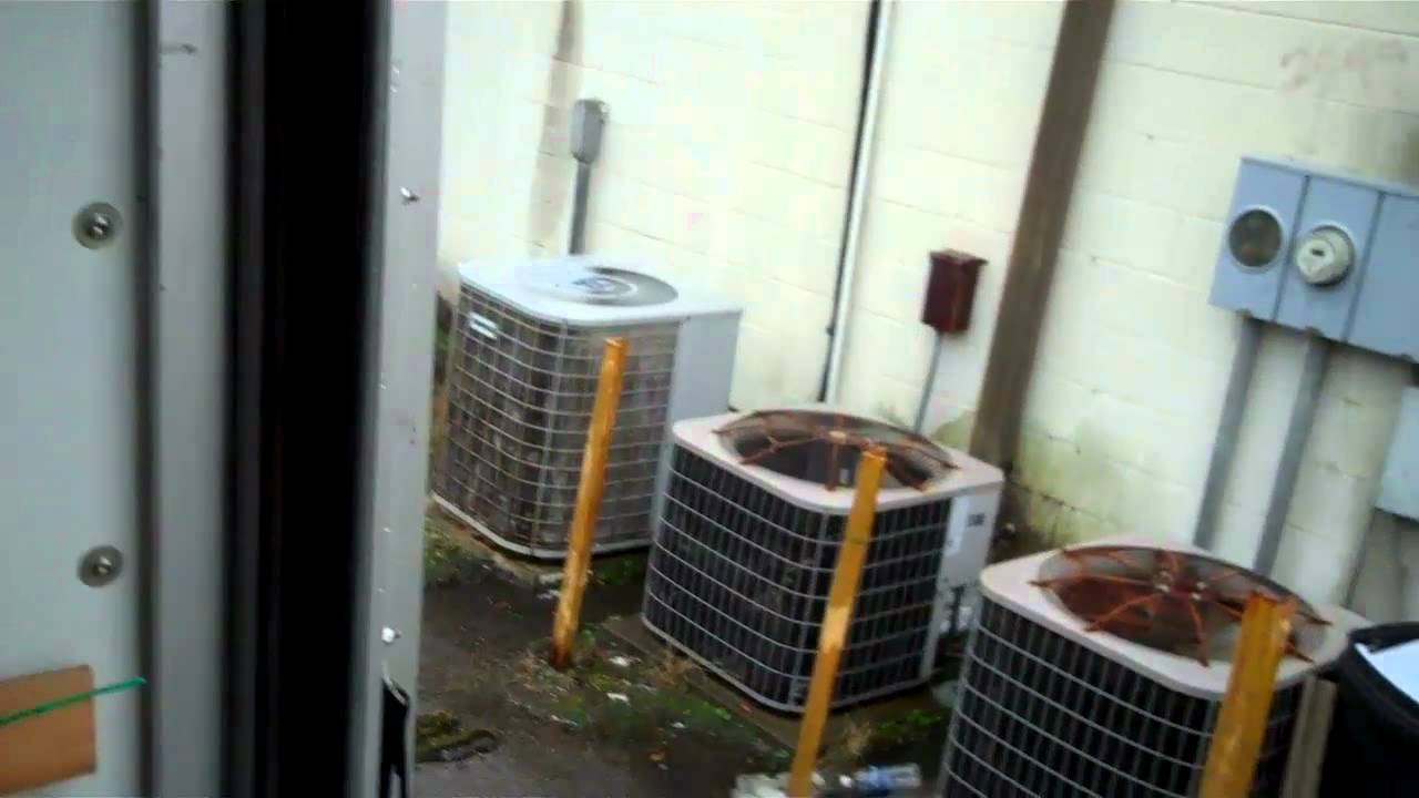 Tempstar and Carrier Condensers running in COOL mode