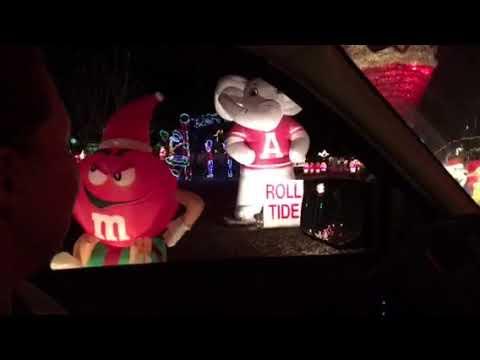 Gaddy Christmas Lights - YouTube