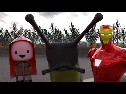 Iron Man Vs Thugs