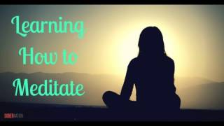 How to Meditate #5
