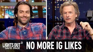 Bye-Bye, Instagram Likes (feat. Chris D'Elia) - Lights Out with David Spade