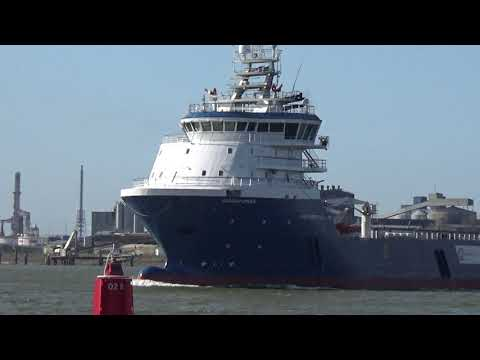 GEOQUIP SPEER Offshore Supply Ship