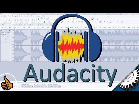 Запись звука и удаление шума в Audacity - гость ImMetatron