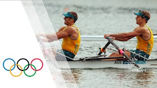 Rowing Men's Lightweight Four & Double Sculls Finals - London 2012 Olympics