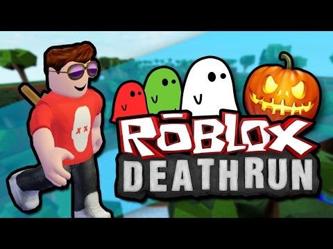 2nd In Deathrun Halloween Edition Roblox Youtube Roblox Deathrun Halloween Edition Youtube