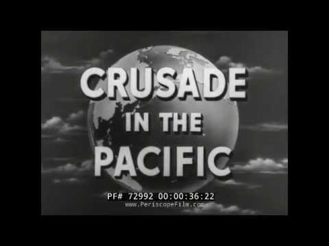 "CRUSADE IN THE PACIFIC TV SHOW Episode 11   ""ATTACK IN THE CENTRAL PACIFIC"" 72992"