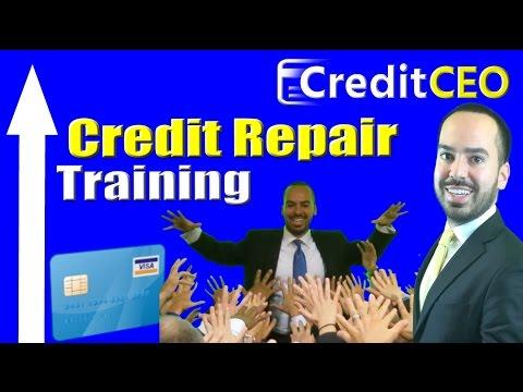Credit Repair Training | CreditCEO Credit Restoration