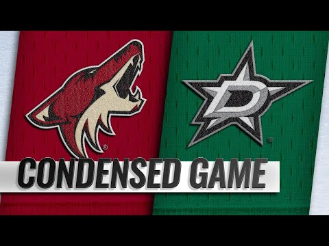10/04/18 Condensed Game: Coyotes @ Stars