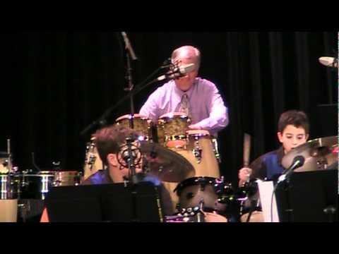 Los Cerritos Middle School Jazz Band - Pescados Frescos