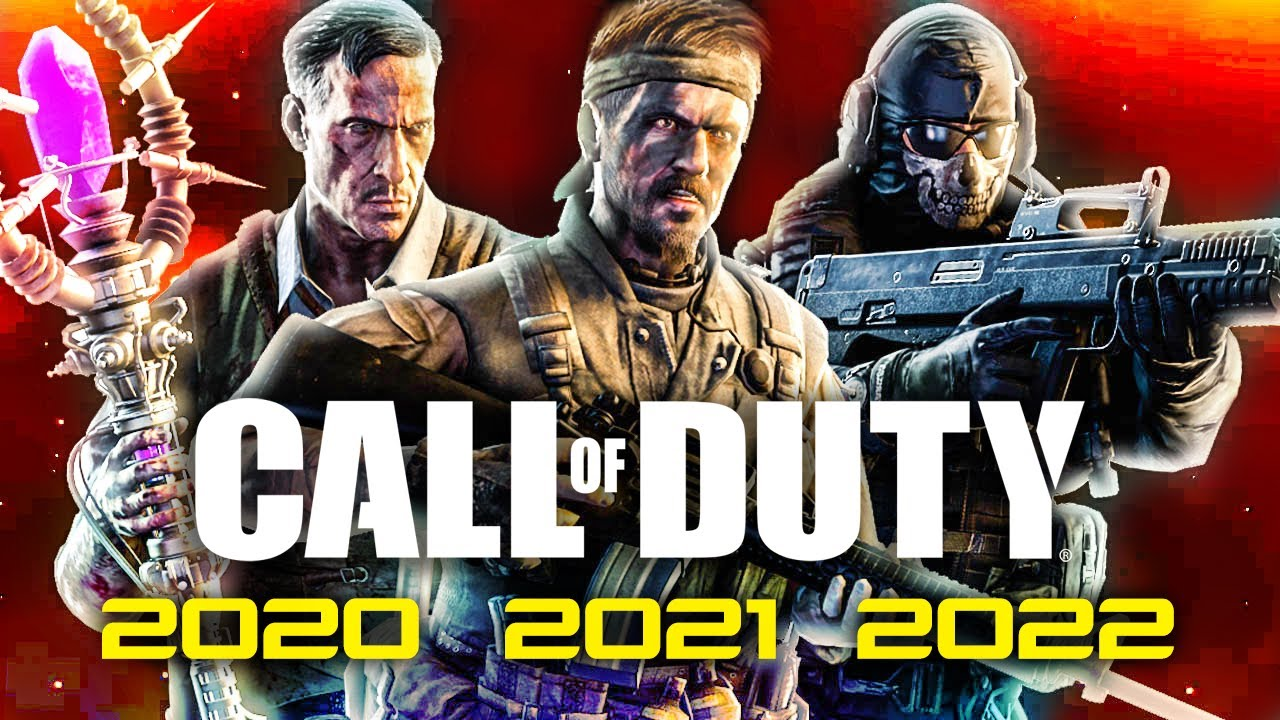 HUGE NEWS for FUTURE CALL OF DUTY games! thumbnail