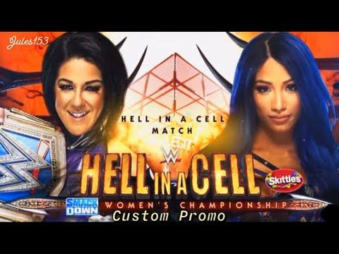 Bayley vs Sasha Banks WWE Hell in a Cell 2020 Custom Promo