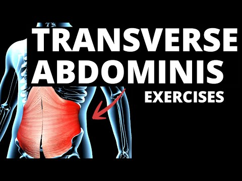 7 EFFECTIVE TRANSVERSE ABDOMINIS EXERCISES (WORKS IMMEDIATELY!)