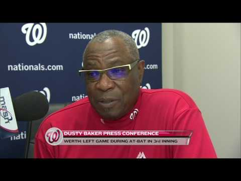 Dusty Baker following Nats' 14-4 win