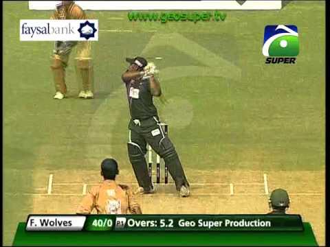 Faysal Bank T20 Quetta Bears vs Faisalabad Wolves