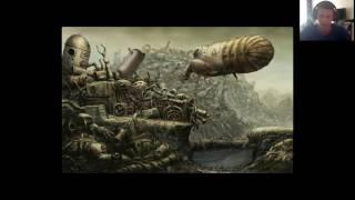 Игра машинариум прохождение machinarium .Видео 1 Начало(Свалка)