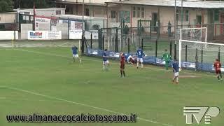 Serie D Girone A Prato-Lucchese 0-1