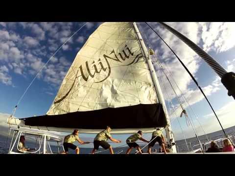 Ali'i Nui ~ Luxury Sailing Charters Maui