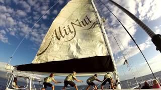 Alii Nui Snorkel Cruise, Maalaea