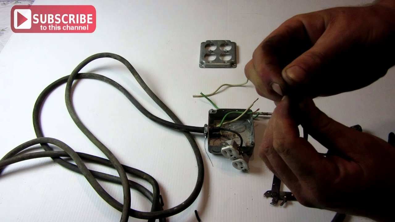 DIY add more outlets to your extension cord cost effective way - YouTube